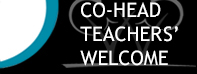 Head teacher's welcome