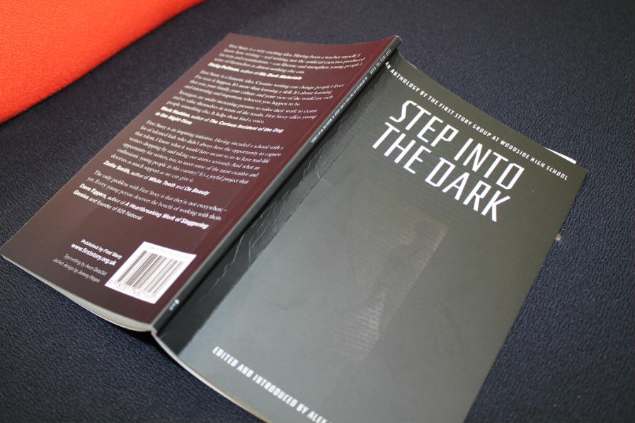 'Step into the Dark' - Book Launch