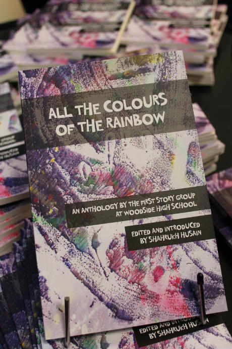 All the Colours of the Rainbow - Book Launch